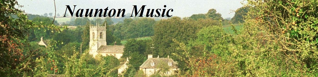 The Naunton Music Society